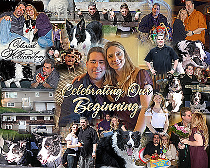 Anniversary photo gift idea a photo collage see many moru flickr