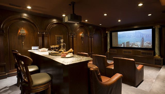 Luxury Home Theater| Luxury Entertainment Room | Flickr - Photo ...