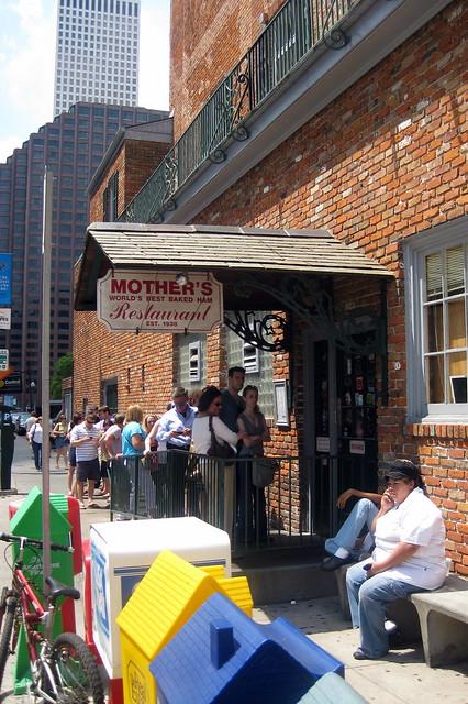 New Orleans Cbd Mother 39 S Restaurant Flickr Photo