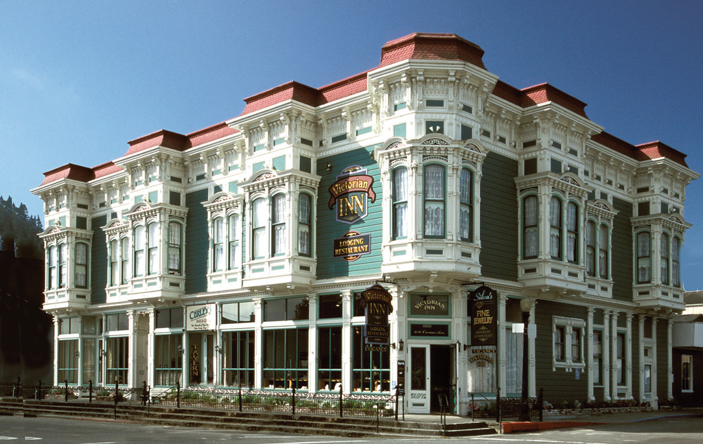 Bed And Breakfast Ferndale California