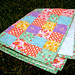 30's Doll Quilt 3