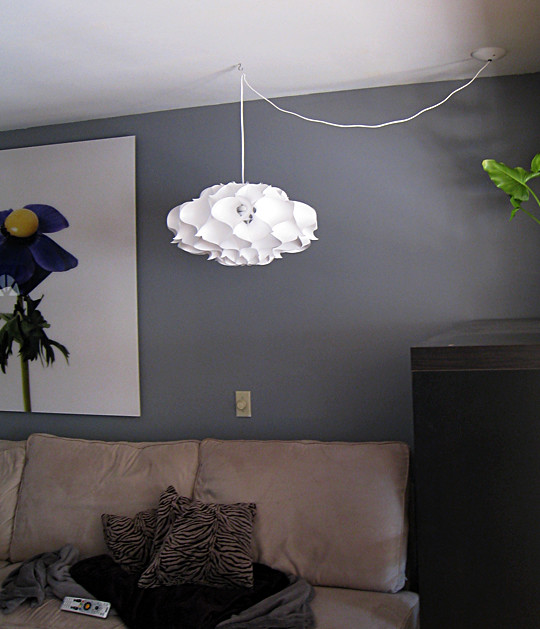 Living Room Lamp For Maountain Hpuse