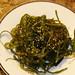 Cadence' sauteed seaplant stems