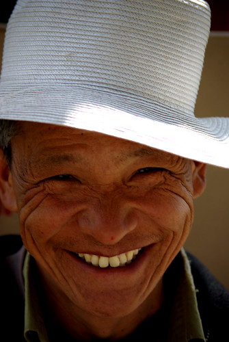 A Smile - Yunnan China | by The Hungry Cyclist