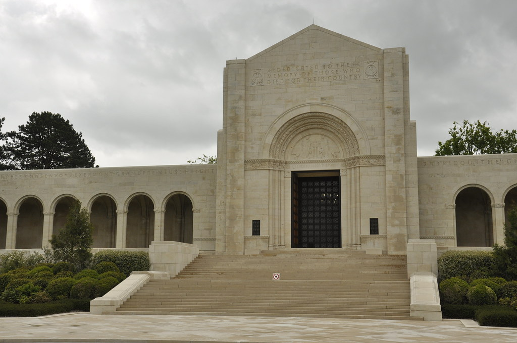 Meuse-Argonne American Cemetery and Memorial | Within the ...