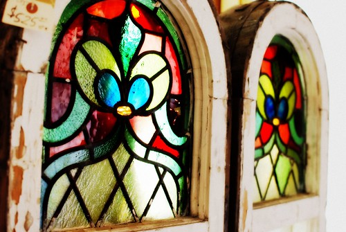 dead people's stained glass | by ~ Paige ~
