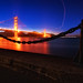 Light Painting the Golden Gate