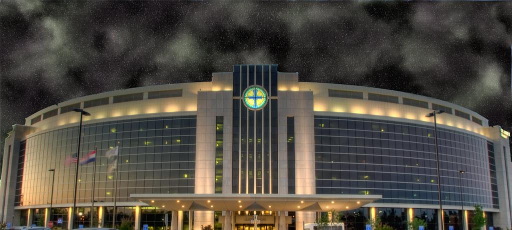 St John S Hospital Springfield Missouri A Bit More