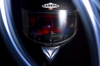 Light Painted Crash Helmet | by Andrew Dyer