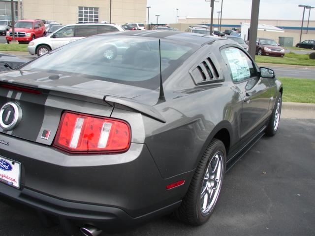 2011 Ford Roush Mustang Gray | 2011 Ford Mustang Roush ...