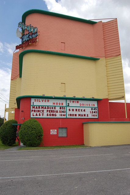 Silver Moon Drive In Theatre Lakeland Fl Flickr