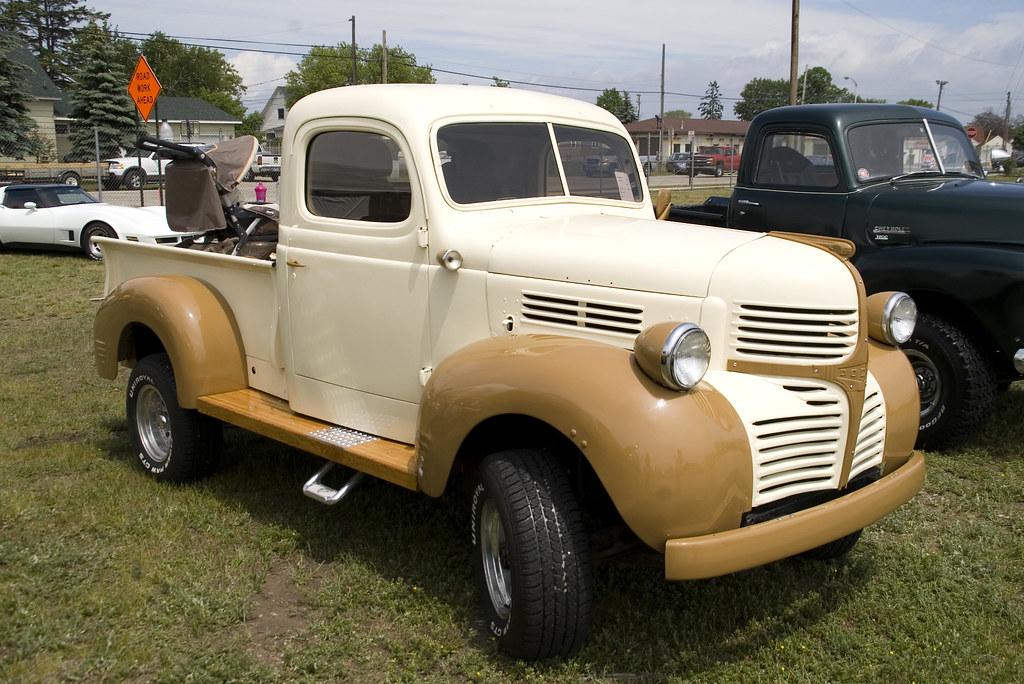 Dan Young S 1945 Dodge Pickup Moparman73 Flickr