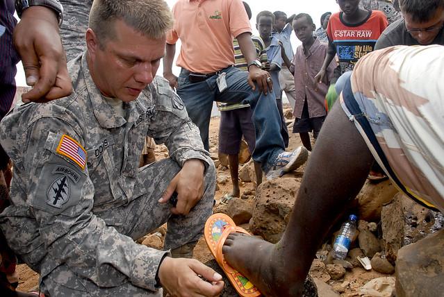 U.S. Army civil affairs Djibouti | Flickr