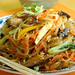 Irene Loi's stir-fried noodles with vegetables and meat (japchae)