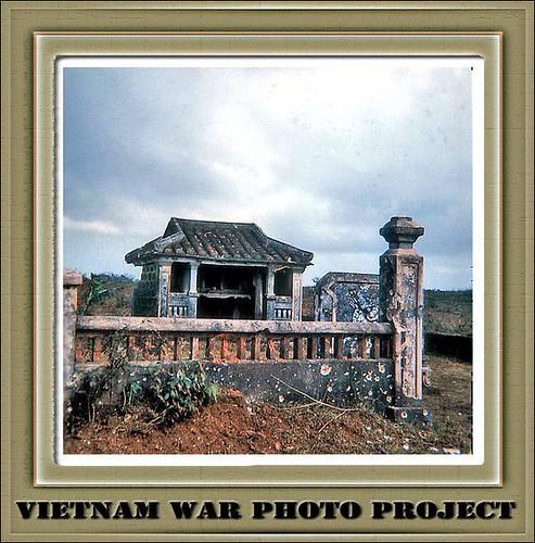 Vietnam-1968 Near Gio Linh