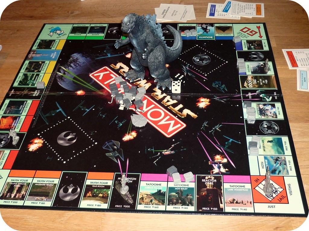 giant monster monopoly