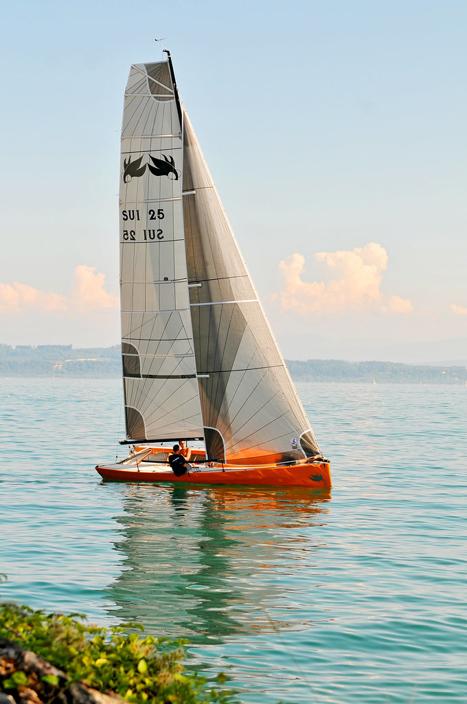 how to take up sailing