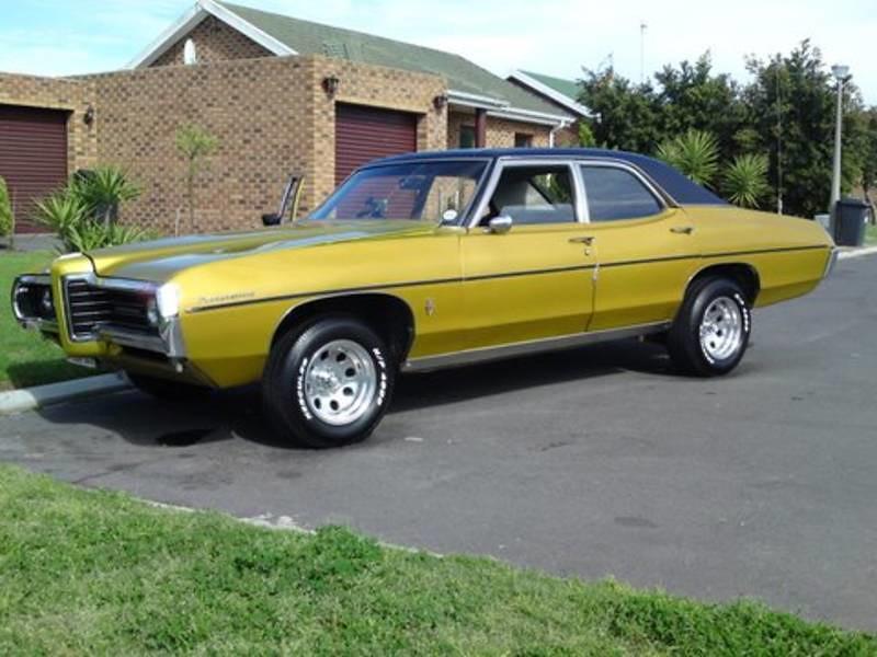 1969 RHD Pontiac Parisienne in South Africa. | Last year ...