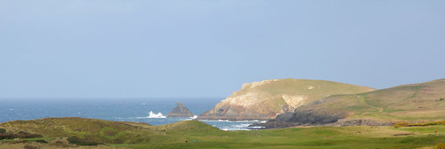 Trevose Golf CLub and Booby's Bay. | by BL259