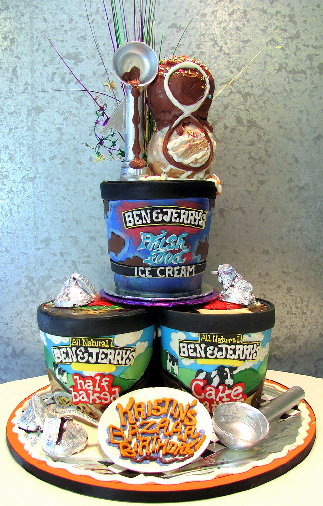 ben and jerry s ice cream cake b amp j s cake as 3 quarts of ben amp jerry s 1644