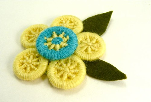 dorset_button_brooch2 | by CraftyPod