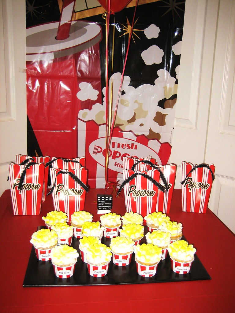 Movie night party movie night party ideas and supplies for R b party decorations