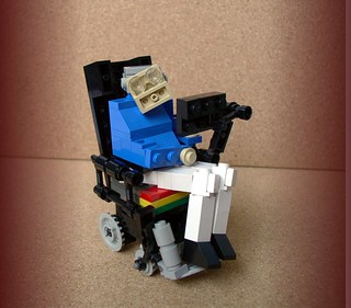 Stephen Hawking | by Ochre Jelly