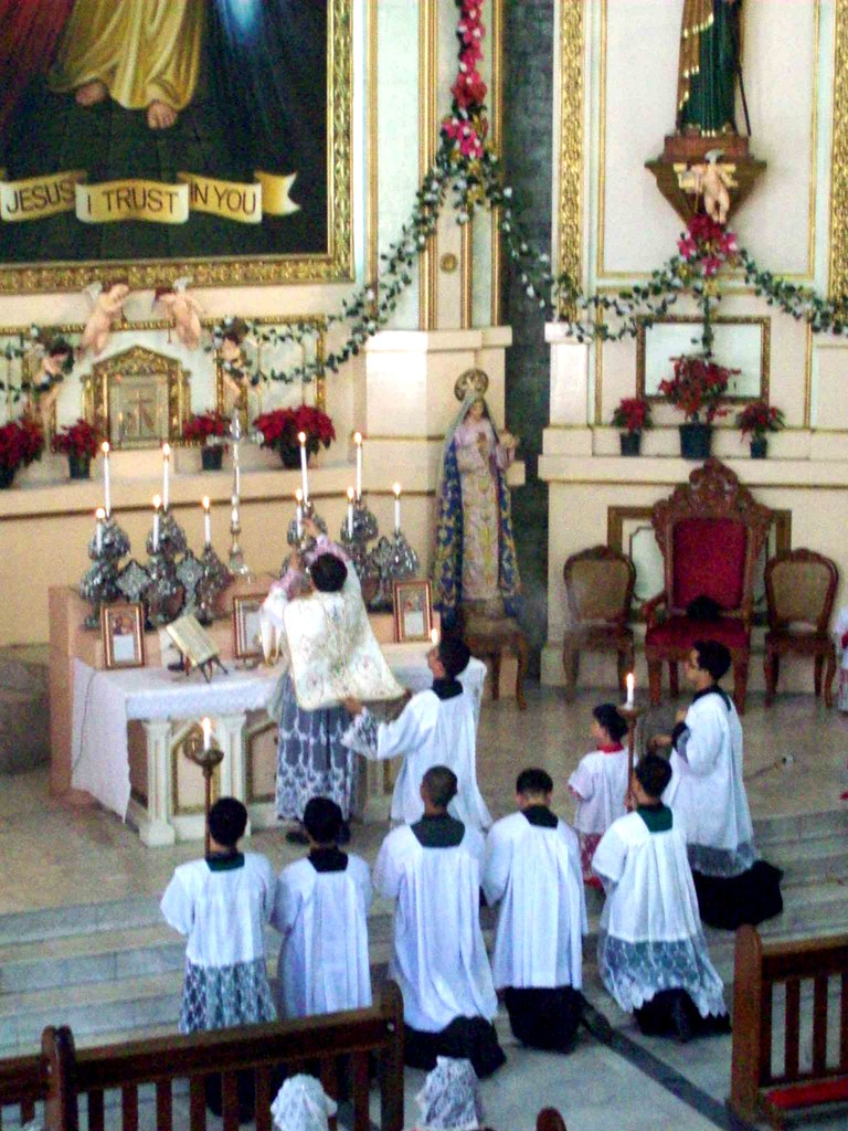 Sunday Within the Octave of Christmas 2009 | Celebrant Fr. J… | Flickr