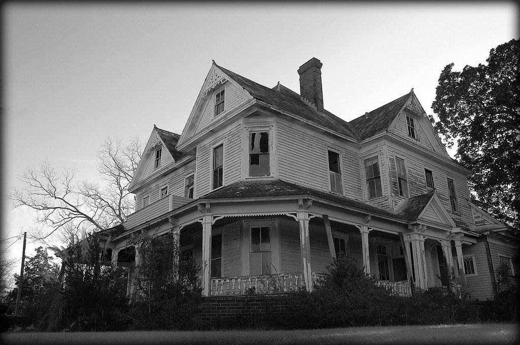 Spinster Evans Applewhite House Ashburn Turner County