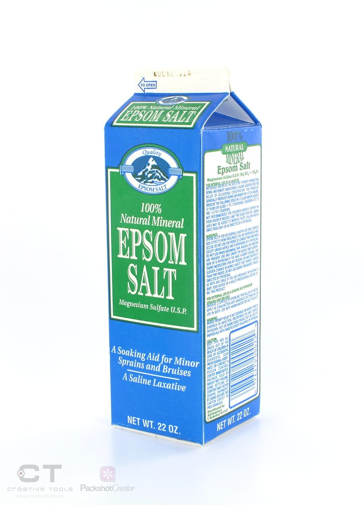 Is Epsom Salt Safe To Drink Daily
