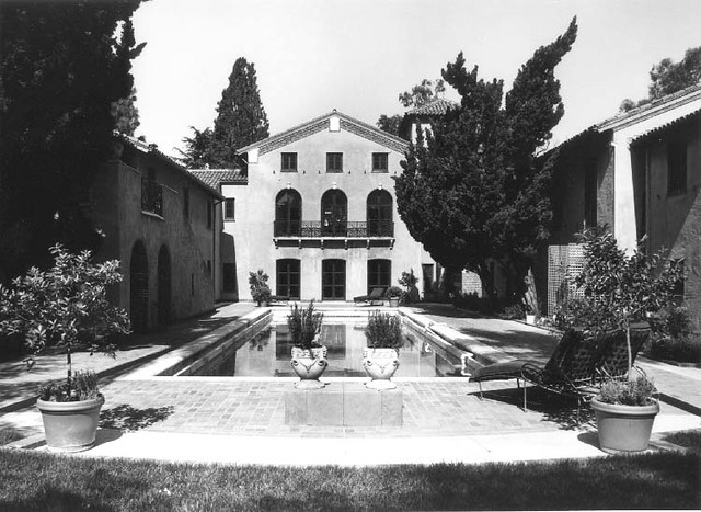 391 Canfield Moreno Estate In 1923 Architect Robert D