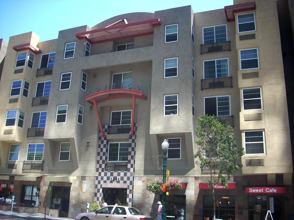 Downtown San Diego Hotels With Balcony