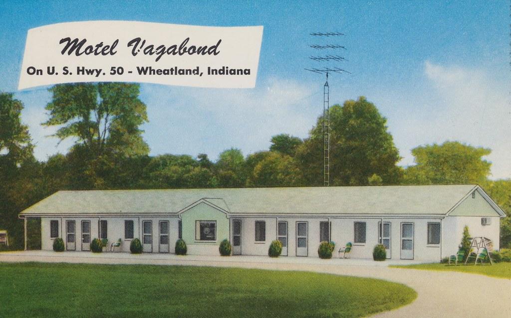 Motel Vagabond - Wheatland, Indiana