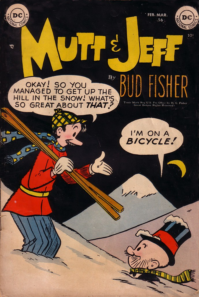Mutt and Jeff 056 | Mutt and Jeff / Comic-Heft Bud Fisher Na… | Flickr