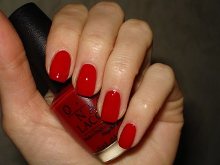 OPI - Mat-adore Red  (World collection fall 2001) | by DelodyLady