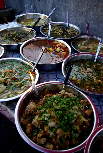 Market Food, Laos | by The Hungry Cyclist