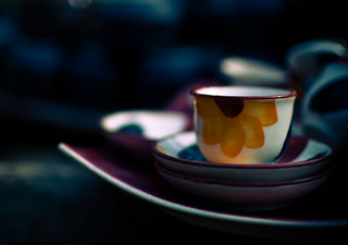 """You can never get a cup of tea large enough or a book long enough to suit me"" 