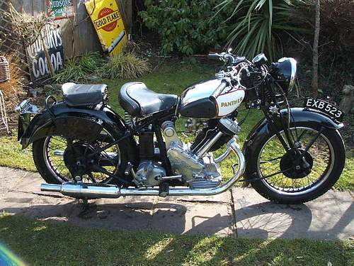 All Car Company >> Panther m100 1938   car and classic co. uk.   Willem S ...