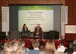Jeff Omelchuck founder of the Green Electronics Council | by International CES