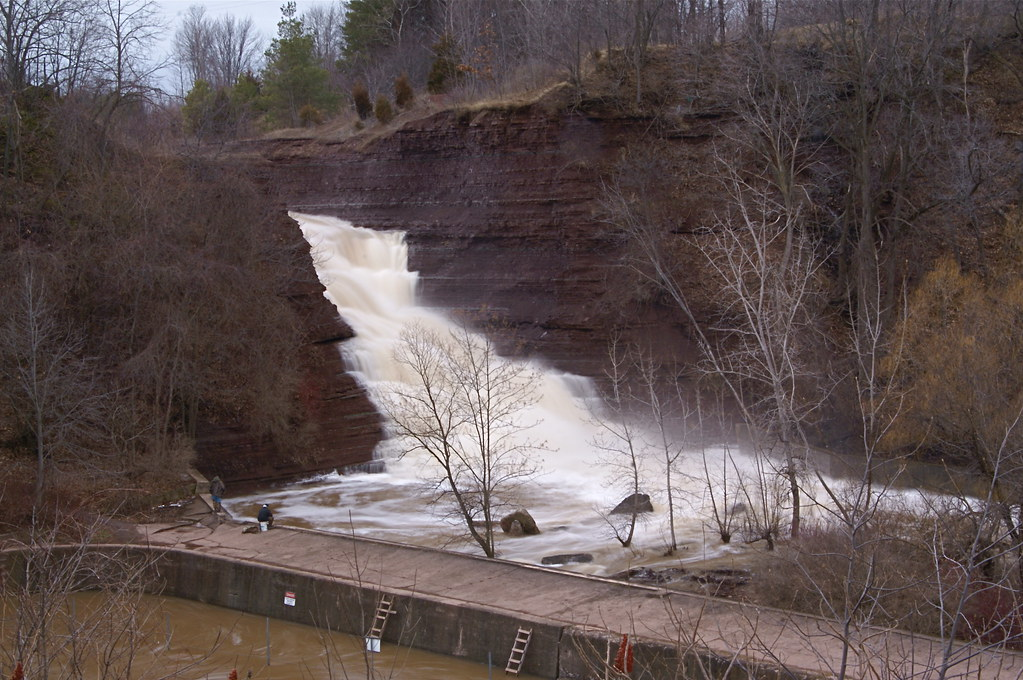 Oak orchard or waterport falls for the first time for Oak orchard fishing report