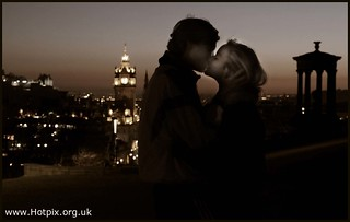 365-261 The Lovers, Carlton Hill, Edinburgh, Scotland at Dusk | by @HotpixUK -Add Me On Ipernity 500px