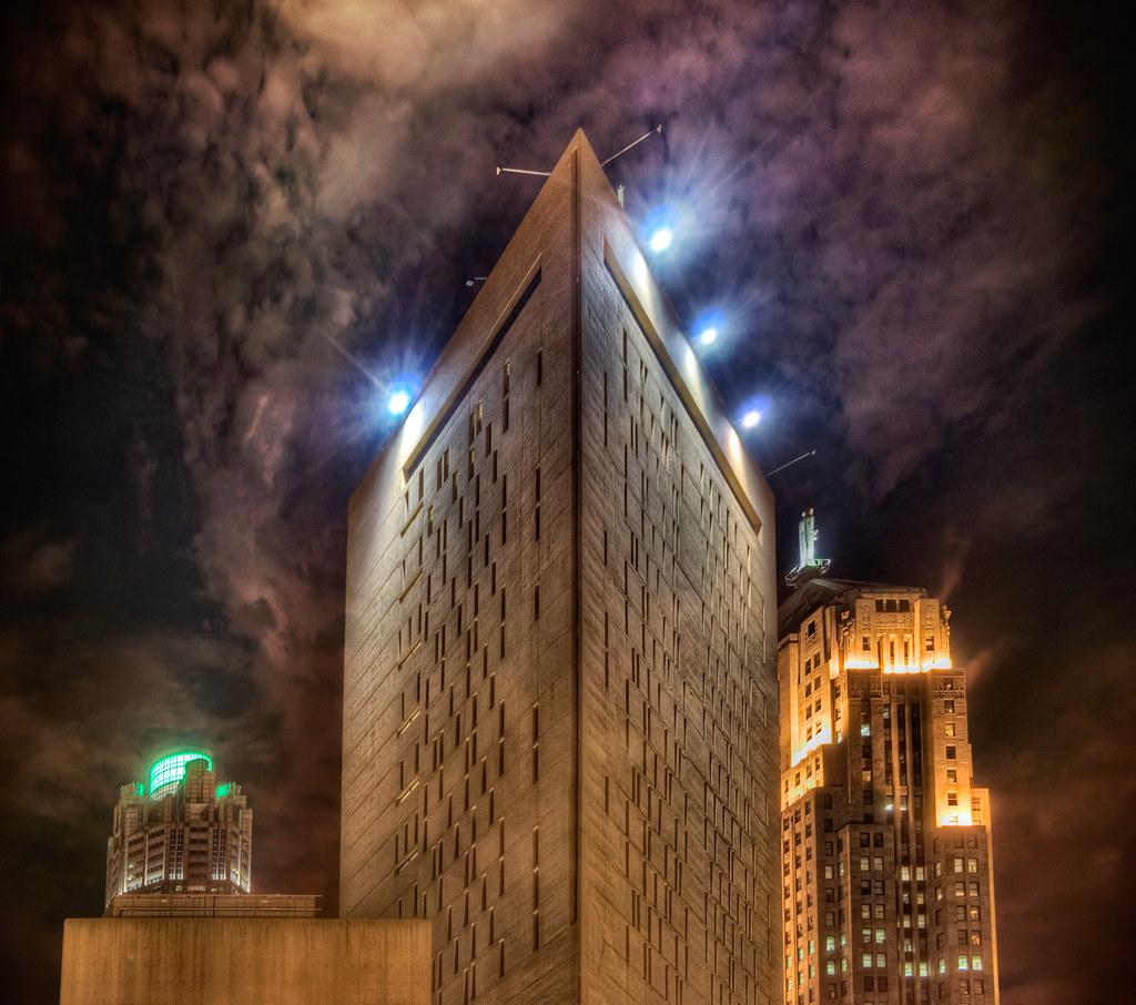 Downtown S Foreman Clark Building To Become 124: Metropolitan Correctional Center