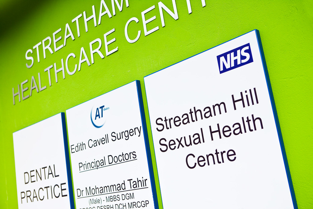 Sexual health clinic streatham hill london
