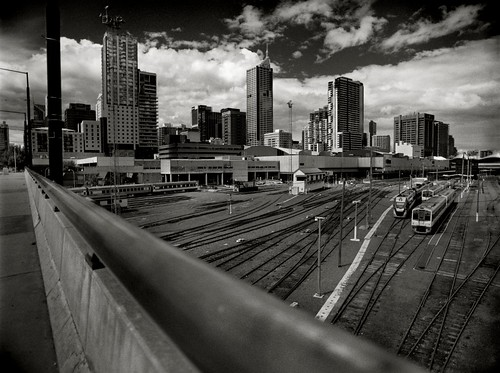 rail intersection | by mugley