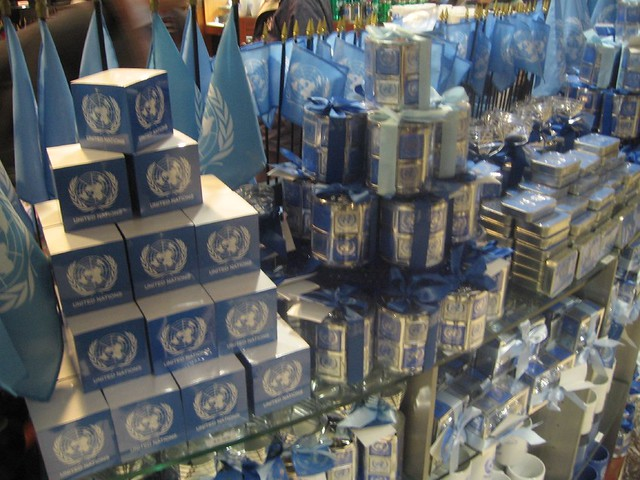 United Nations gift shop | Nigel Smith | Flickr