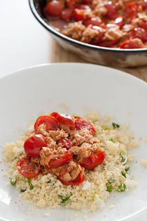 tuna with couscous-3 | by jules:stonesoup