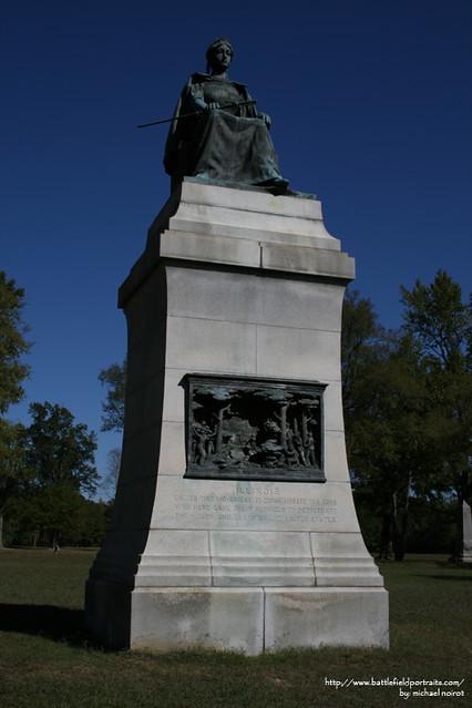 Shiloh National Military Park - Pic 82   The Illinois ...