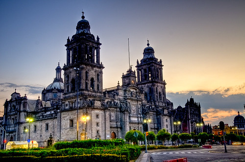 Mexico City Cathedral | by Francisco Diez