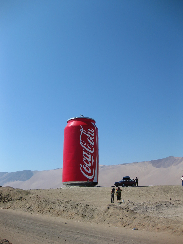 New Coke Can Design