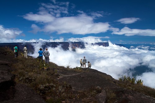Time to Relax in Mt. Roraima | by Paulo Fassina